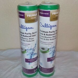 2 Genuine CULLIGAN Replacement Drinking Water Filter D-40A US-600A/US-600/US-550