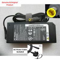 GENUINE Lenovo ThinkPad 135W AC Adapter w/ Powercord DCWP CM2 45N0054 45N0055