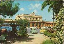 BRINDISI - STAZIONE FERROVIARIA - MAGGIOLINO 1965
