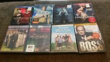 Lot of 8 Assorted Cable TV Box Sets Kyle XY, Weeds, Boss, Hannibal & More NEW