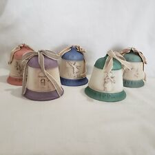 Goebel Hummel Bells First Edition 1989-1993 Set of 5 Christmas Collectable