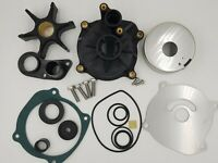 Water pump impeller kit Johnson Evinrude 85 120 130 140 HP V4 V6 Outboard 395062