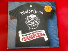 MOTORHEAD  ~ RARE~ SAMPLER~ RARE PROMO~ LIKE NEW~ ~CD