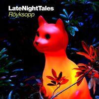 RÖYKSOPP - LATE NIGHT TALES   2 VINYL LP + DOWNLOADCODE  NEW!