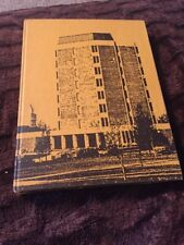 1972 Ashland College Yearbook Pine Whispers, Omega Psi Phi, Peace Movement, More