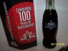 COCA COLA CONSOLIDATED BOTTLING COMPANY ,100 YRS - WITH BOX - 2002 - LAST ONE
