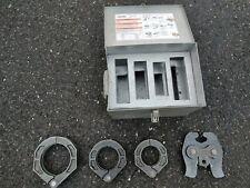 Ridgid Pro Press Xl Kit Crimp Ring Kit 4 3 2 12 Pipe Crimper