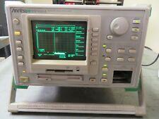 ANRITSU MW9060A OPTICAL TIME DOMAIN REFLECTOMETER - NC33