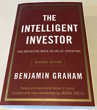 The Intelligent Investor Revised Edition by Benjamin Graham
