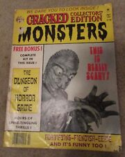 Cracked Magazine Monsters Collector's Edition July 1984