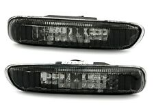 2 Repeater BMW Serie 3 E46 Compact 1999-2001 316TI 318TI Lateral Black Crystal