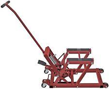 1700 Lbs Hydraulic ATV Motorcycle Jack Lift Bike Stand Platform Garage Repair
