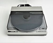 Technics Quartz Direct Drive Automatic Turntable SL-7 Linear Record Player