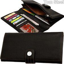 Damen-Brieftasche, flache Geldbörse, Portemonnaie, Geldbeutel, PICARD Geldtasche