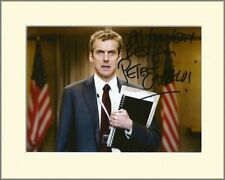 Signed Photos Dr Who Collectable Autographs