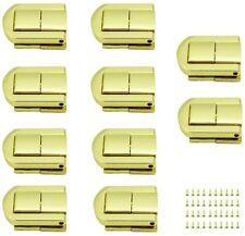 10pc Zinc Alloy gold Box Latch Clasp Small Size Toggle Catch Lock Jewellery box