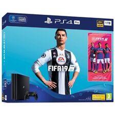 Sony PlayStation 4 pro 1tb Inkl. FIFA 19