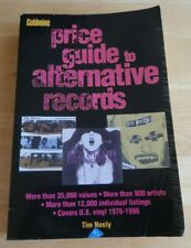 Goldmine Price Guide to alternative records- Tim Neely