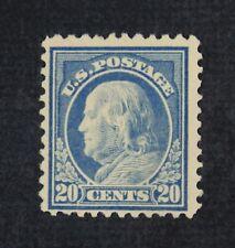 Ckstamps: Us Stamps Collection Scott#515 20c Franklin Mint Nh Og