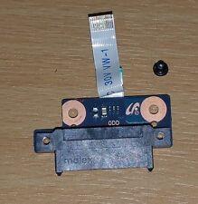 NOTEBOOK SAMSUNG NP-S3510 strano unità disco ottico connettore, CABLE & Screw