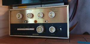 Vintage Rogers High Fidelity Equipment RD Junior III Stereo Control Unit! Audio!