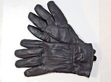 Jacob Ash Holdings, Inc Thinsulate Insulation 40g Women's Black Leather Gloves