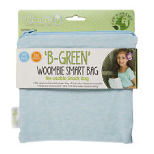 Woombie B-Green Snack Bags (Dream On, One Size)