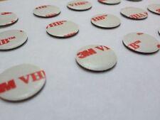 3M VHB Acrylic Foam Tape 4941 Discs Circles x 40 Double sided adhesive