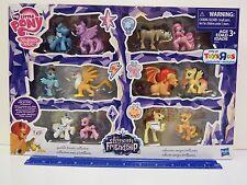 My Little Pony Elements of Friendship Sparkle Friends Collection Set - Ages 3+