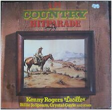 Country Hitparade, Kenny Rogers, Billie Jo Spears ua. VG/VG,  LP (6259)