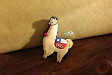 South America Alpaca Chile Tourist Travel Souvenir GIFT 3D Rubber Fridge Magnet