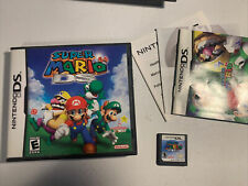 Super Mario 64 DS DSi ( 2DS 3DS 2004 ) W/ Manual authentic tested