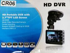 "HD Portable DVR 2.7"" TFT LCD screen car video camera"