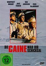LA Caine WAR SU SUERTE Edward Dmytryk HUMPHREY BOGART DVD The Caine Mutiny