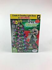 New As Seen On TV Tree Dazzler Create Dazzling Light show in Seconds NEW IN BOX