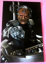 Davros Creator of the Dalek - New Doctor Who Postcard
