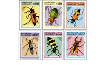 TOG9607Z Insects 6 stamps MNH TOGO 1996