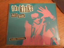 THE KINKS - Only A Dream (UK 3 Track CD Single)
