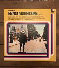 Ennio Morricone – I Western Vol. 2 RCA – NL 33066 Italian copy VG condition