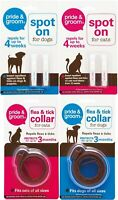 Spot On Flea and Tick Treatment and Repellent Collar For Cat Dog Kitten Puppy