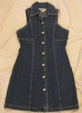 La Belle Denim Dress - Jrs. 3