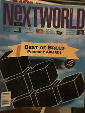 NeXT World Magazine August 93 Steve Jobs NeXT Cube NeXTSTEP and AppWrapper Cd