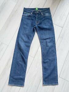 Mens Hugo Boss Green Lable Jeans 30 Waist 32 Leg
