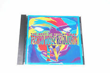 THE BEST OF TECHNO TRAX... TECHNO HOUSE REVOLUTION IV AVCD-11126 JAPAN CD A14449