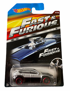Hot Wheels Fast and Furious - Subaru WRX STI - Combined Postage Available