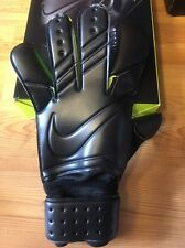 Nike Gk Vapor grip 3 Goalkeeper Gloves  Black, Size 9,10,11