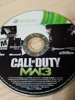 Call Of Duty: Modern Warfare 3 (Xbox 360) Disc Only Tested Fast Free Shipping!