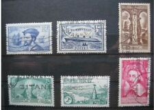 timbres France : lot 1933/35