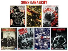 Complete Sons of Anarchy Seasons 1 2 3 4 5 6 7 region 2 play