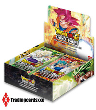 ♦Dragon Ball Super Card Game♦ Boite 24 Boosters : Expansion Booster 01 -VF/EB01